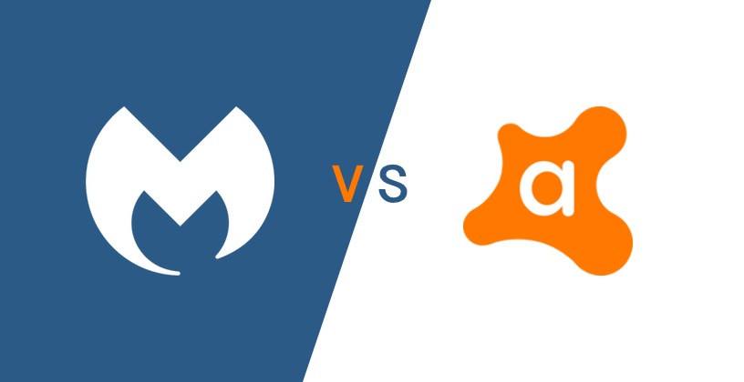 Avast and Malwarebytes - Post Thumbnail